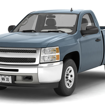 GENERIC PICKUP TRUCK 13  Extended License image 3