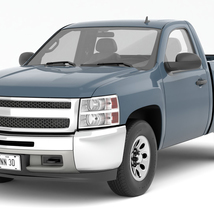 GENERIC PICKUP TRUCK 13  Extended License image 4