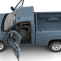 GENERIC PICKUP TRUCK 13  Extended License image 5