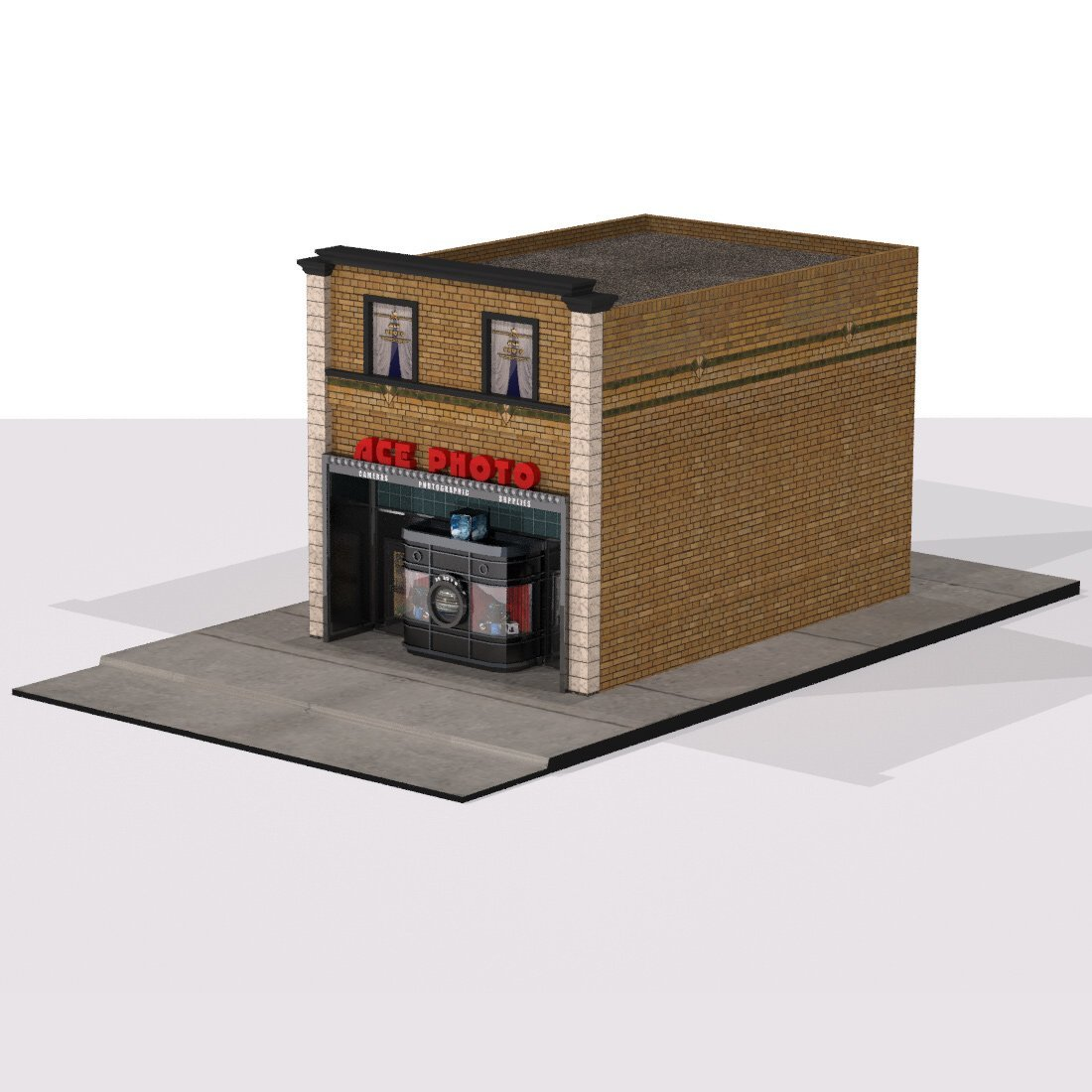 Camera Store for Poser by VanishingPoint