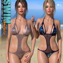 SWIM Couture for Candid Swimsuit G8F image 1