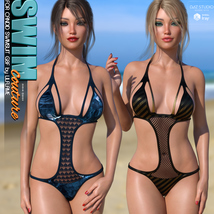 SWIM Couture for Candid Swimsuit G8F image 2