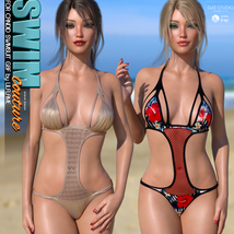 SWIM Couture for Candid Swimsuit G8F image 3