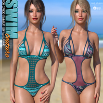 SWIM Couture for Candid Swimsuit G8F image 4