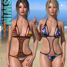 SWIM Couture for Candid Swimsuit G8F image 5