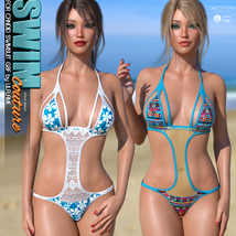SWIM Couture for Candid Swimsuit G8F image 6