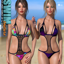 SWIM Couture for Candid Swimsuit G8F image 8
