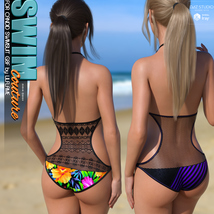 SWIM Couture for Candid Swimsuit G8F image 12