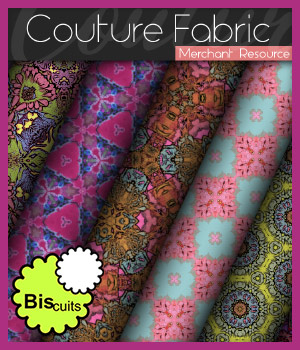 Biscuits Couture Fabric Merchant Resource 2D Graphics Merchant Resources Biscuits