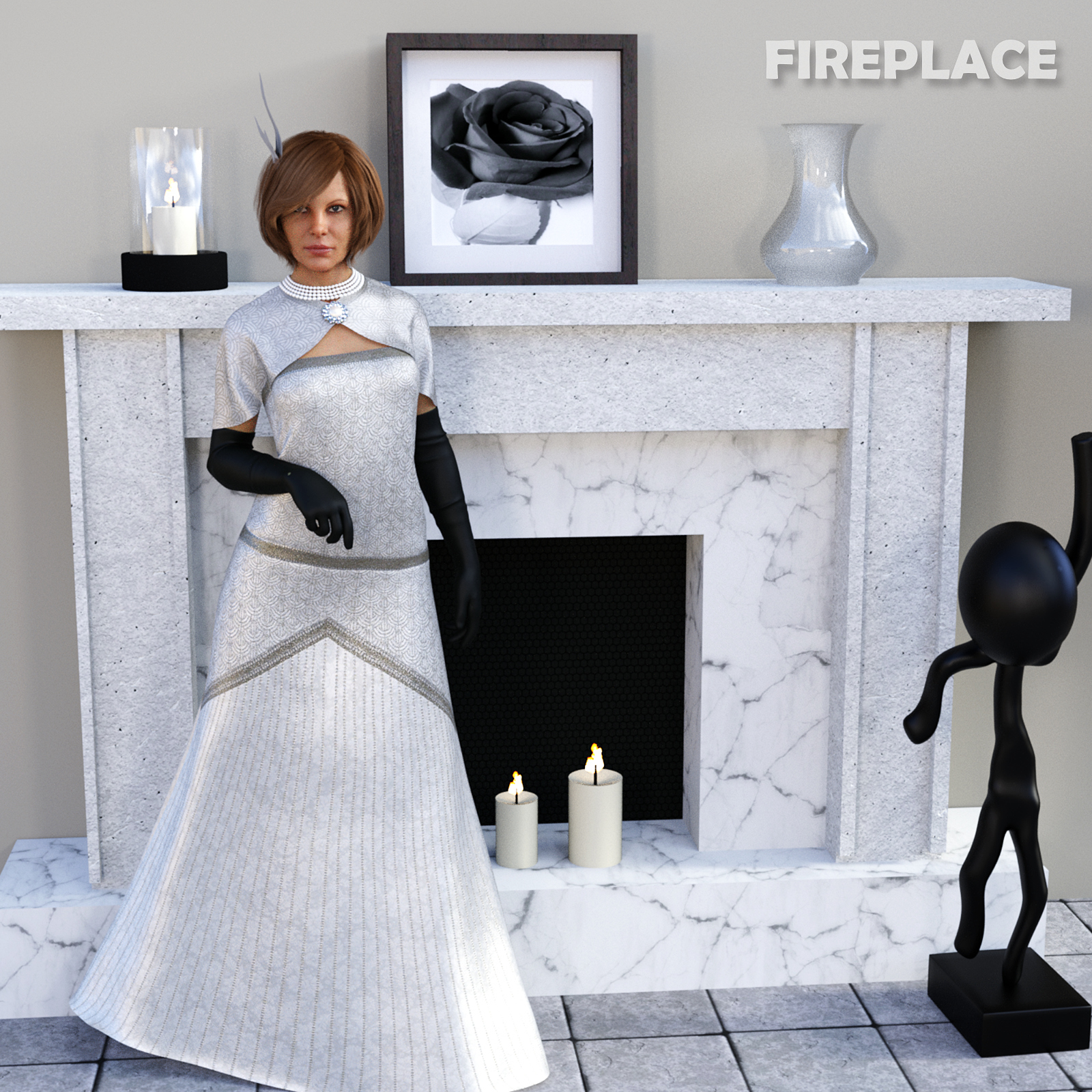 Fireplace DS by teknology3d