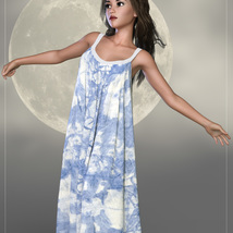 MoonChild for NyX Midnight Gown image 1