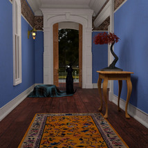 MS20 New Orleans Garden District House for DAZ Studio 4.9 Iray image 8