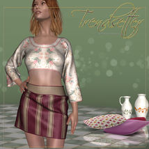 DA-Trendsetter for Ruby Set and 14 Styles for PE by karanta image 6