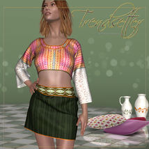 DA-Trendsetter for Ruby Set and 14 Styles for PE by karanta image 7