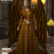 OOT PBR Texture Styles for Faery Tale Evil image 1