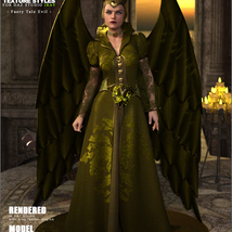 OOT PBR Texture Styles for Faery Tale Evil image 5