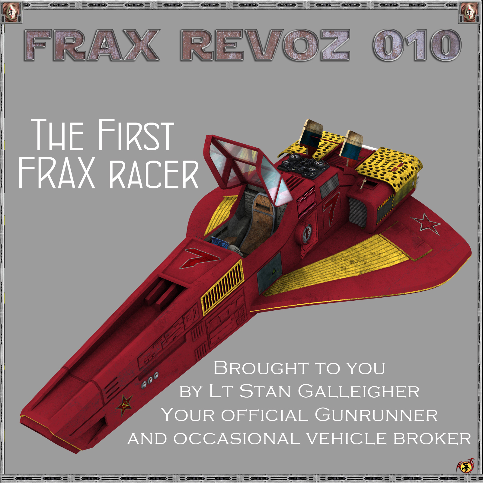 FRAX Revoz 010  for DS by mtlegacy