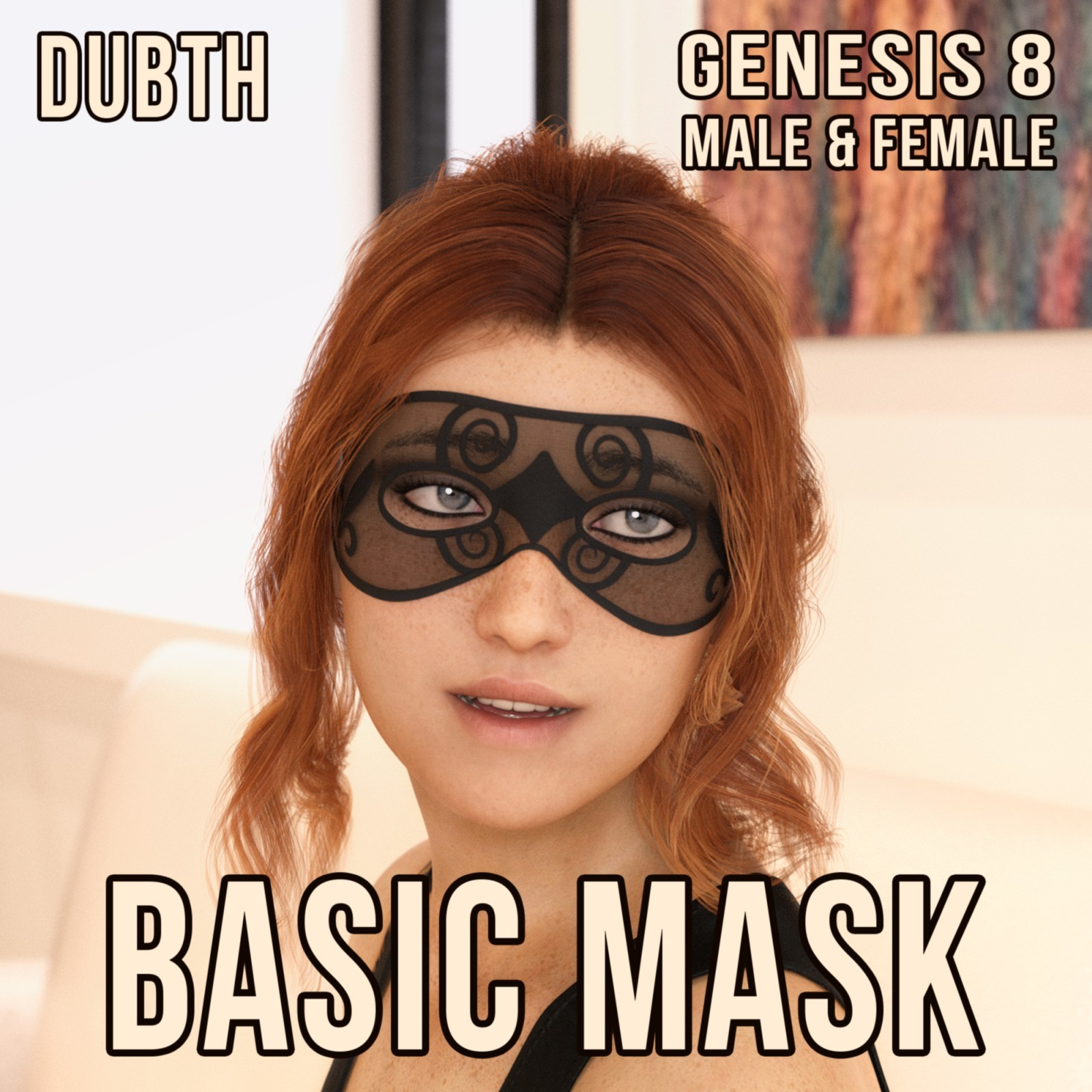 Basic Mask For G8F/G8M by DubTH