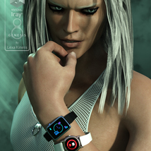 Smart Watches for Genesis 8 Female and Male image 1