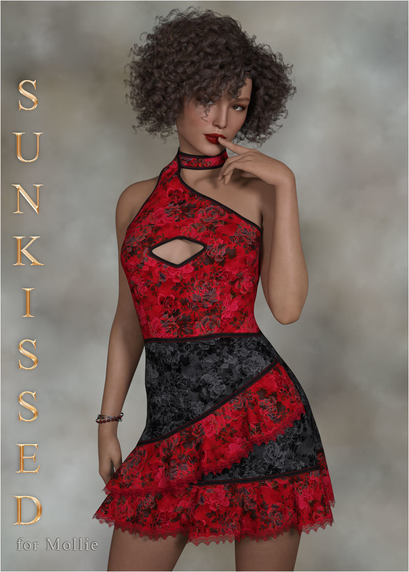 Sunkissed for Mollie Dress by sandra_bonello