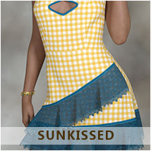 Sunkissed for Mollie Dress image 2