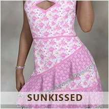 Sunkissed for Mollie Dress image 4