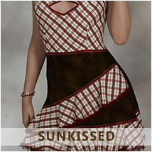 Sunkissed for Mollie Dress image 5