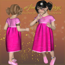 DA-Sunny Days for  Eni Dress -K4 image 3
