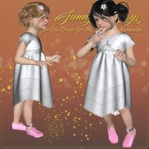 DA-Sunny Days for  Eni Dress -K4 image 4