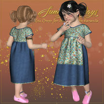 DA-Sunny Days for  Eni Dress -K4 image 7