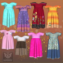 DA-Sunny Days for  Eni Dress -K4 image 10