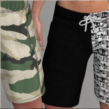 Long Shorts for L'Homme image 5