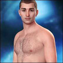 Caine for Genesis 8 Male image 8