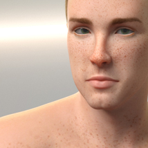 Adriano for Genesis 8 Male image 2