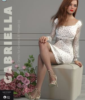 Nelmi - Dforce Gabriella Dress G8F