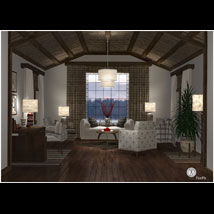 Modern Interiors - Living Room 2 image 4