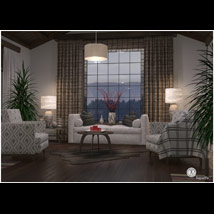 Modern Interiors - Living Room 2 image 10
