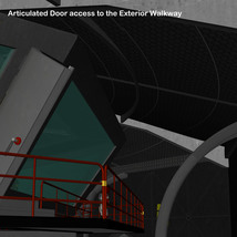 AtoZ Massive Oct Hub SkyRail and Observation Decks I v1 image 6