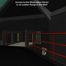 AtoZ Massive Oct Hub SkyRail and Observation Decks I v1 image 7