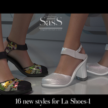 SasS La Shoes-1 image 1