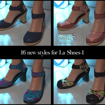 SasS La Shoes-1 image 4