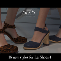 SasS La Shoes-1 image 6