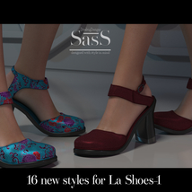 SasS La Shoes-1 image 7
