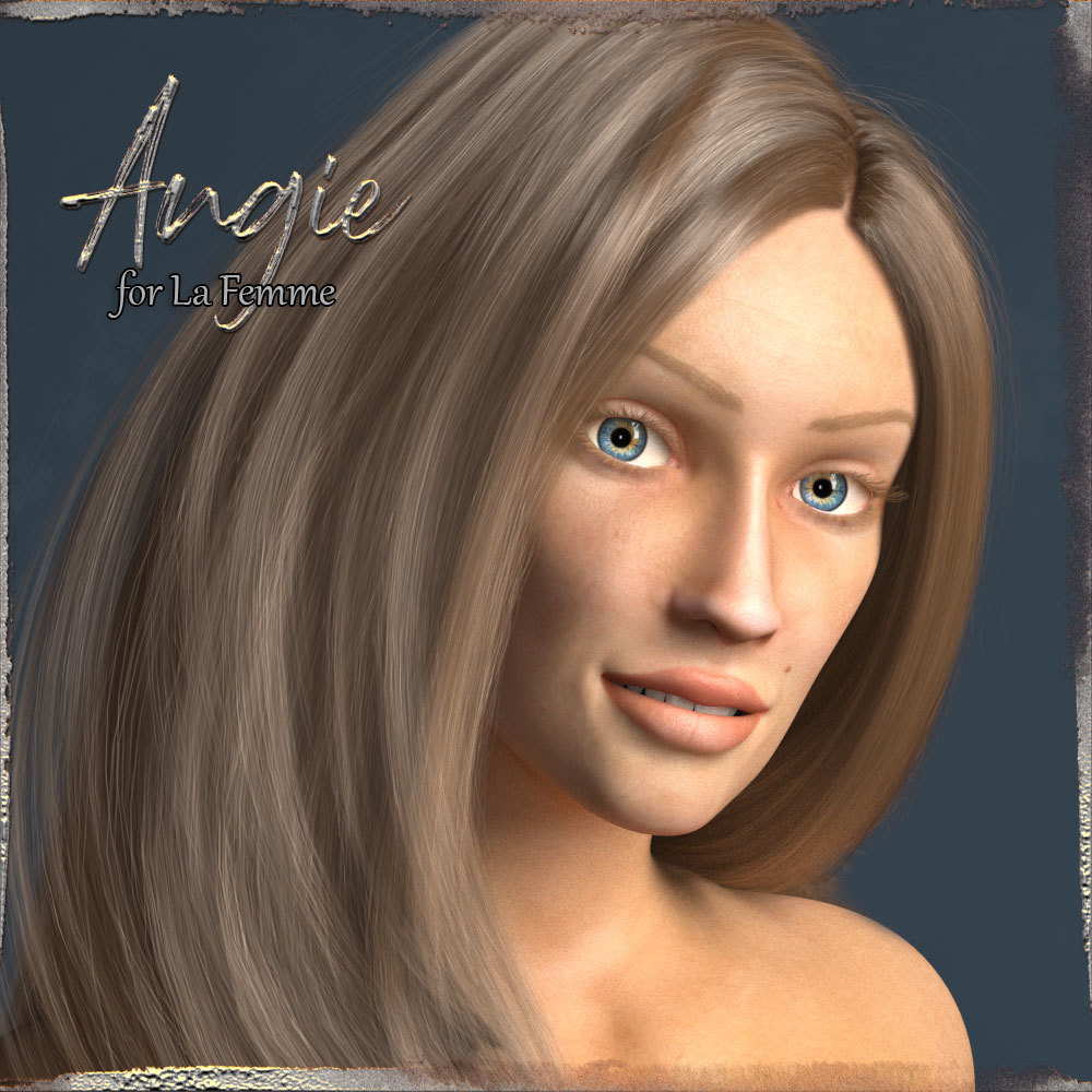 D9S Angie by Dream9Studios