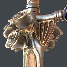 Fantasy sword 21 - Extended LIcense image 12