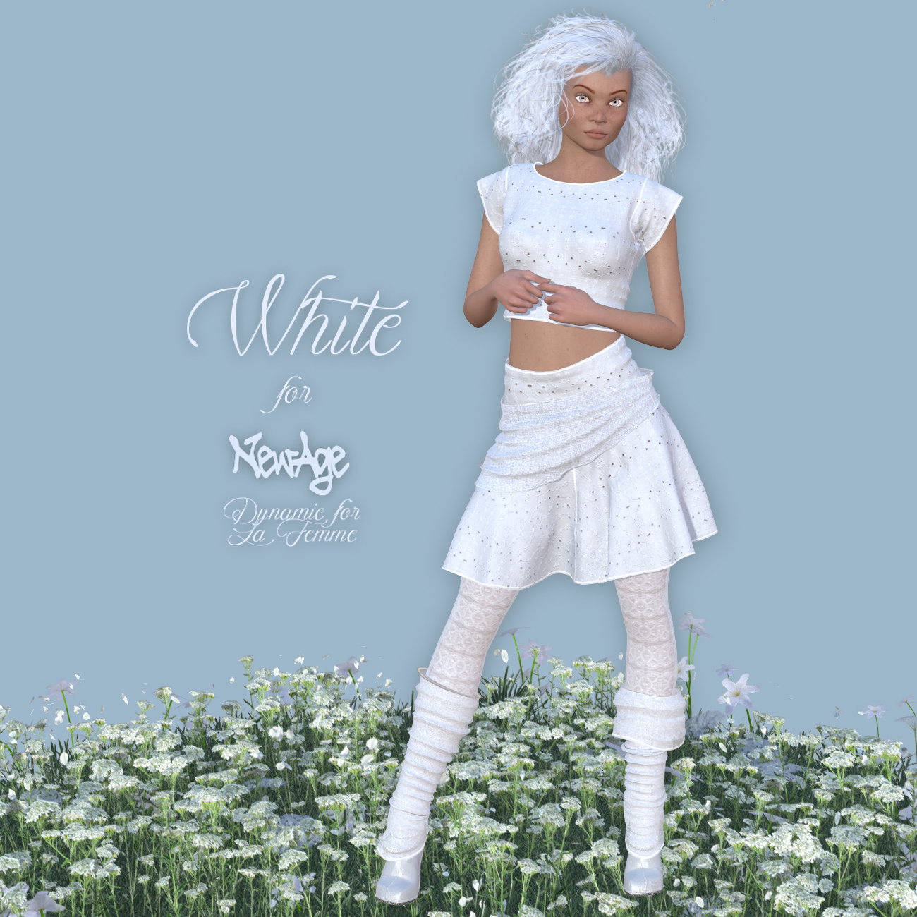 White for New Age by Tipol