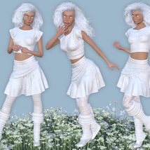 White for New Age image 1