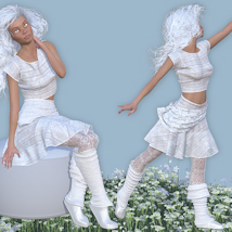 White for New Age image 4