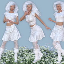 White for New Age image 5