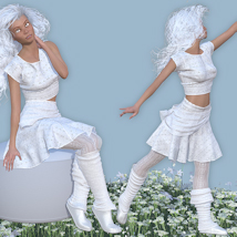 White for New Age image 6